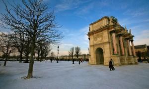 paris invierno