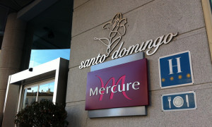 hotel mercure santo domingo madrid