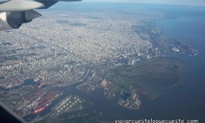 AVELLANEDA Y BSAS DESDE EL AIRE