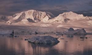 Antartida Vagamundos 2003 paisaje
